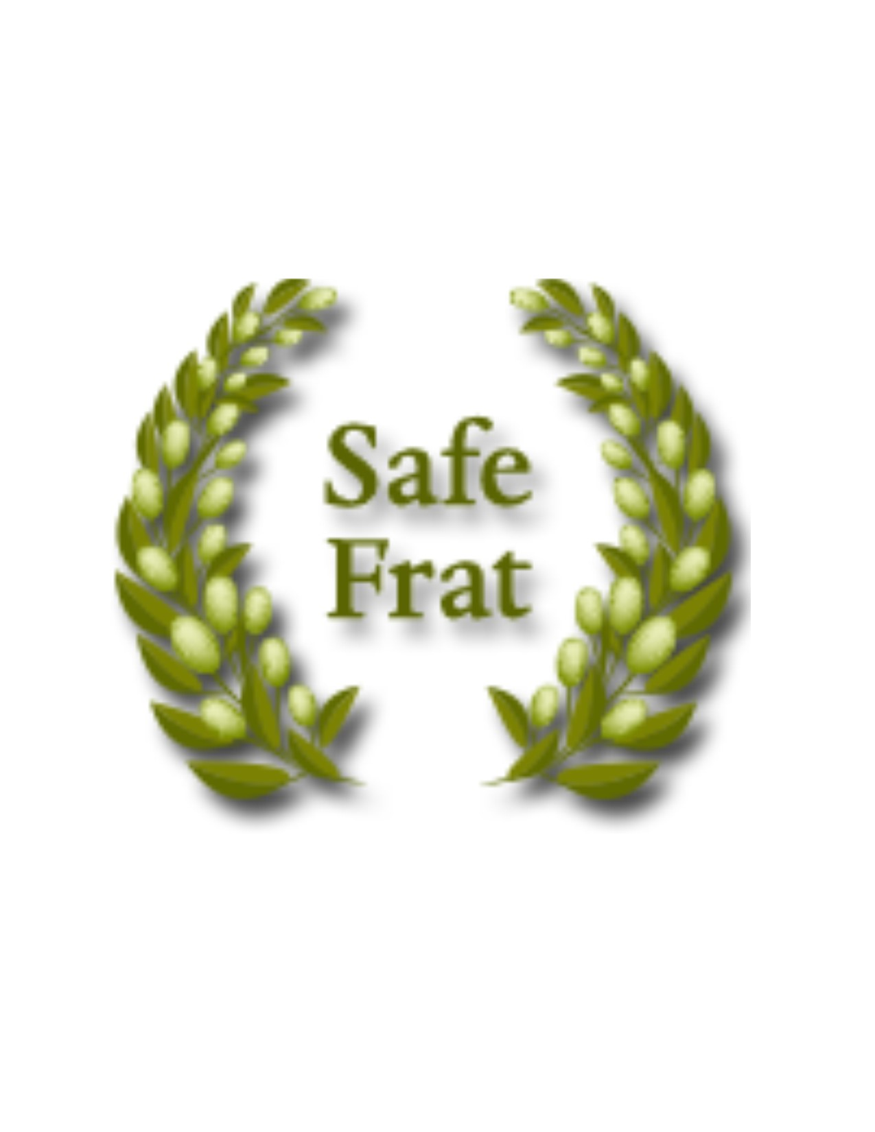 Safefrat Wreath Logo